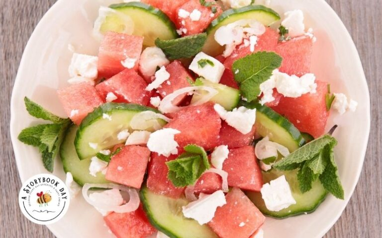 Delicious and Refreshing Watermelon Salad Recipes for Summer